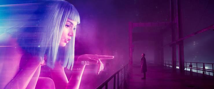 Szene aus «Blade Runner 2049».