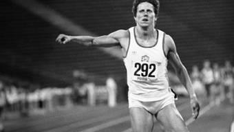 Jarmila Kratochvílová wirkte während ihrer Zeit als Läuferin sehr maskulin.