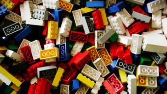 30 Prozent der Legobaukästen enthalten Waffen