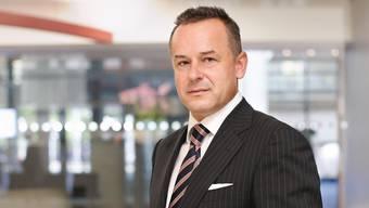 Bekommt die regulatorische Verschärfung zu spüren: Christian Katz, Chef der Schweizer Börse.  HO