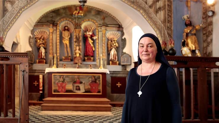 Bleibt im Fokus: Schwester Benedikta und die Einsiedlerei