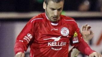 Kristian Kuzmanovic erzielte das 2:1 für die Winterthurer