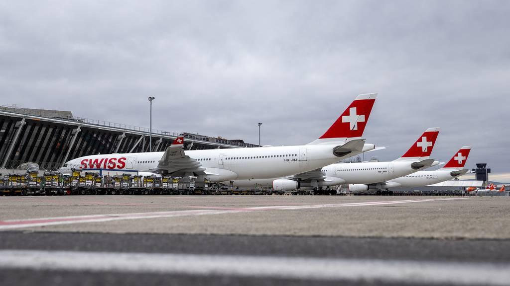 Nun will der Bundesrat der Swiss unter die Flügel greifen