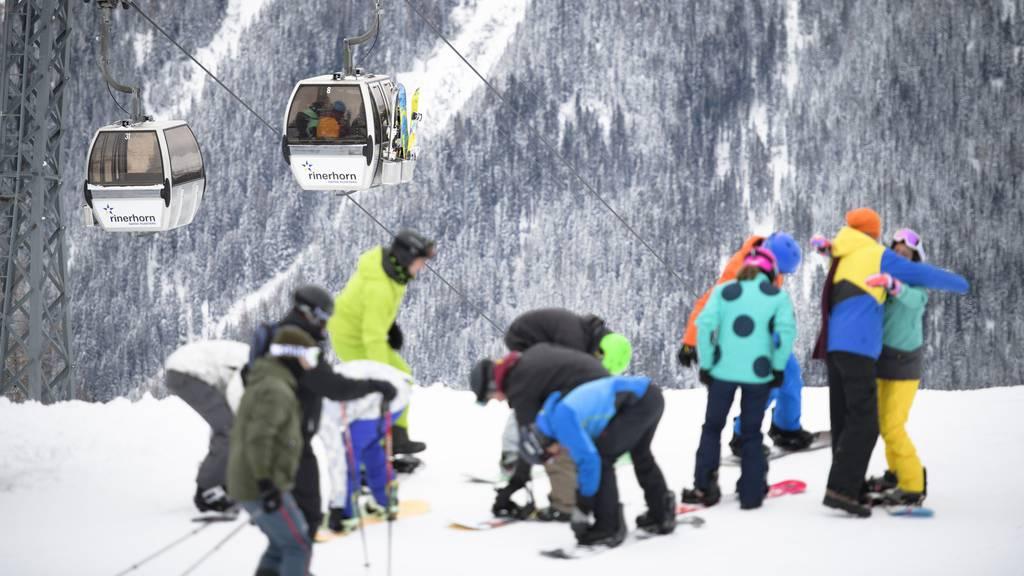 Mehr Gäste und Umsatz für Bündner Bergbahnen