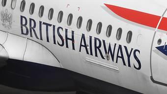 Hacker haben Kundendaten bei Britisch Airways erbeutet. (Archiv)