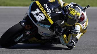 Tom Lüthi sichert sich eine gute Startposition für den GP von Indianapolis
