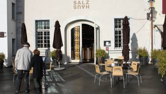 Das Salzhaus gehört zu den diesjährigen Verlierern des Gault Millau.