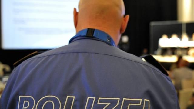 Ein Polizist wurde mit einem Laser am Auge verletzt (Symbolbild)