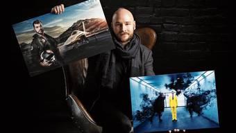 Mit diesen zwei Bildern holte sich der Solothurner Fotograf André Scheidegger den Titel «Photographer of the Year 2020».