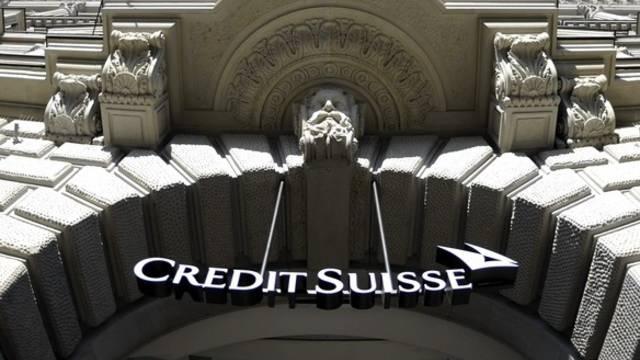 Weist für die Monate Januar bis März einen kleinen Gewinn aus: Die Grossbank Credit Suisse (Archiv)