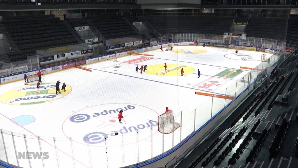 Coronavirus im Schweizer Eishockey: Fribourg Gottéron muss in Quarantäne