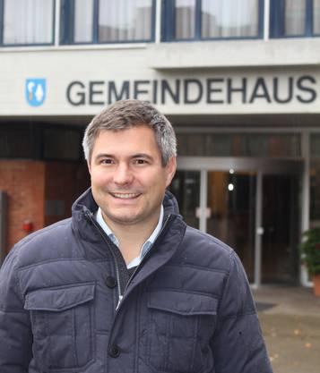 Stefan Küng wird Präsident der GLP Oberengstringen