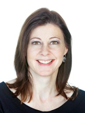 Die neue Kantonsspital-Sprecherin, Christine Frey
