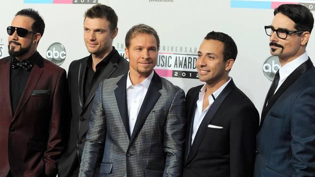 Vor 20. Jubiläum: Backstreet Boys (Archiv)