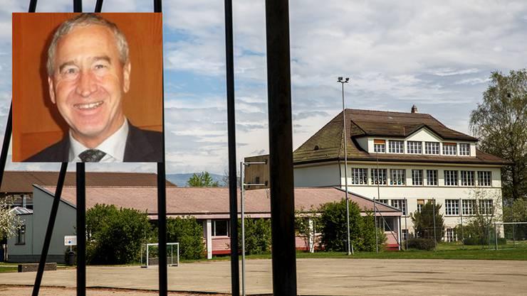 Daniel Eggimann ist Abteilungsleiter Steuerung und Aufsicht im solothurnischen Volksschulamt.