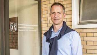 Der Dornacher Gemeindepräsident Christian Schlatter kann die Kritik nicht nachvollziehen