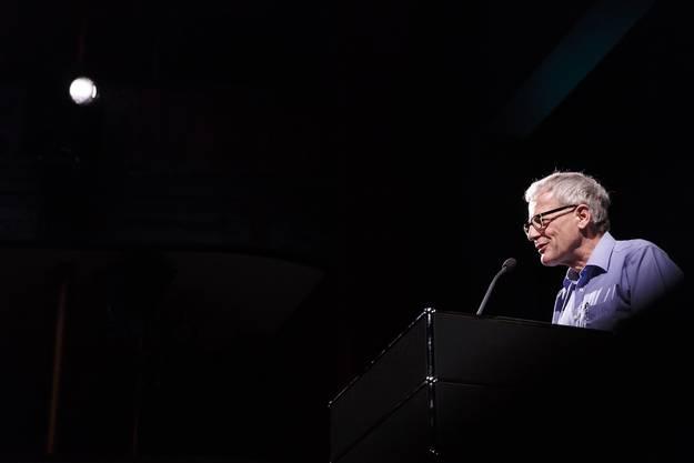 Kurt Fluri bei seiner Ansprache