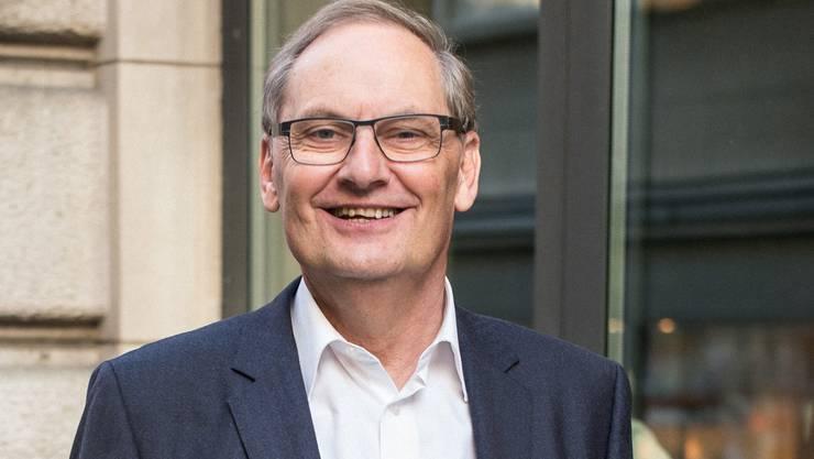 Peter Schmid ist zuversichtlich, falls die reformierte Kirche die Empfehlungen seiner Kommission befolgt.
