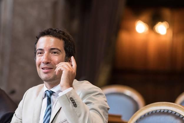 Will Gerichtsentscheid abwarten: Andrea Caroni (FDP), Präsident der zuständigen Gerichtskommission.