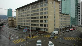 Der Baubeginn ist im Herbst vorgesehen, der Bezug der Wohnungen im Herbst 2025 und die Inbetriebnahme des Tramdepots im Dezember 2025. (Archiv)