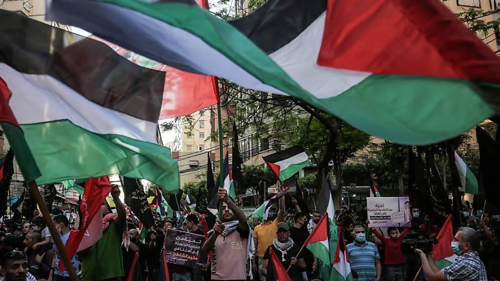 Wieder Zusammenstösse an Grenze zwischen Libanon und Israel
