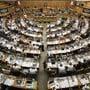 Nach vielen Stunden Beratungen hat das Parlament das neue CO 2 -Gesetz ins Trockene gebracht.