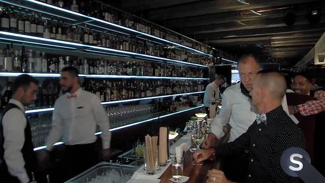 Pompöse Neueröffnung der Widder Bar & Kitchen