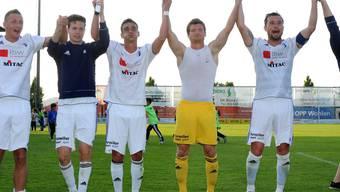 FC Wohlen schlägt Vaduz mit 2:1