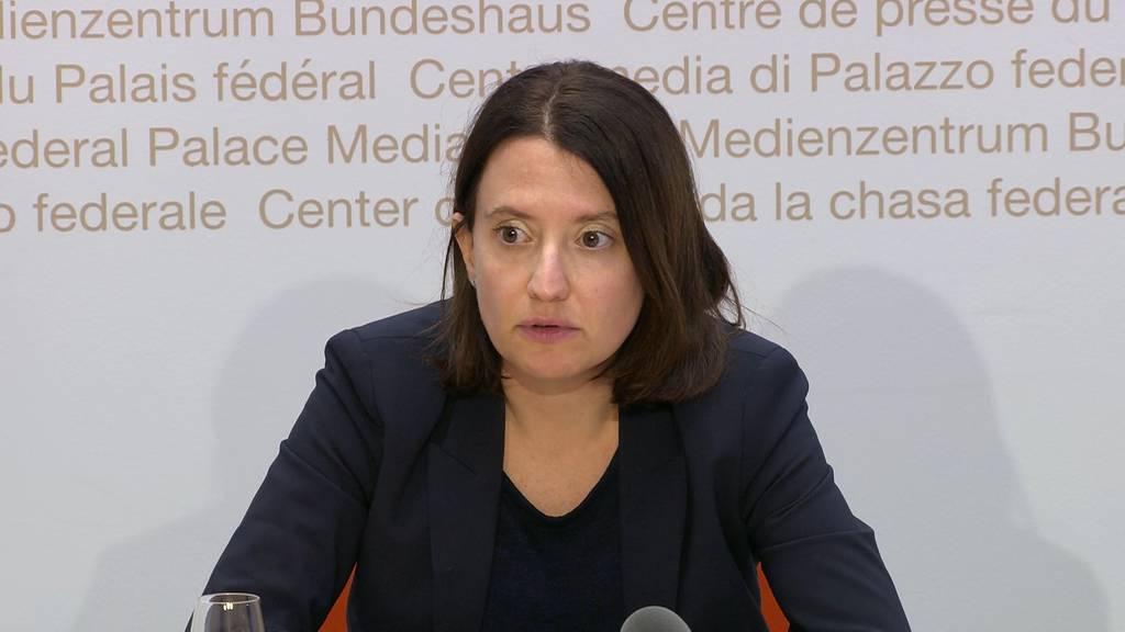 Impfdosen-Stand in der Schweiz: «Werden im Februar mindestens 1 Million Dosen haben.»