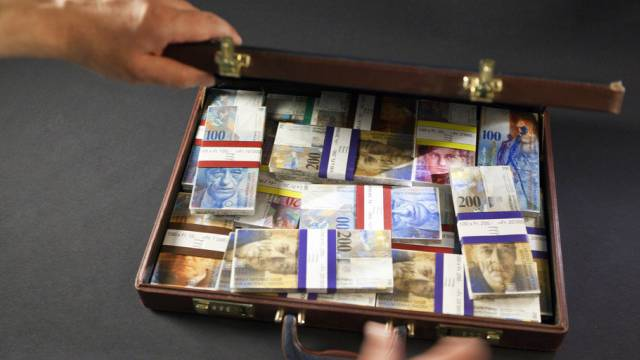 135 Millionen Franken Schwarzgeld wurden im Kanton Aargau angemeldet. (Symbolbild)