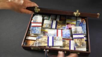 Aus den legalisierten Vermögen floss dem Kanton 16,2 Millionen Steuern zu. (Symbolbild)
