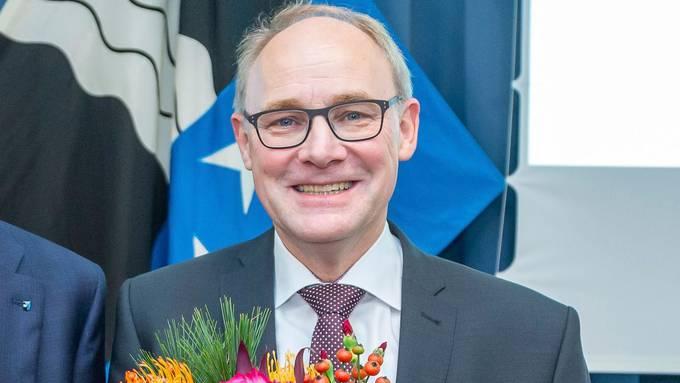 Soll sich in Energie- und Verkehrsthemen für die Region stark machen: Hansjörg Knecht.