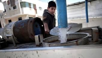 Israel pflegt einen egoistischen Umgang mit Wasser: Das Land pumpt etwa palästinensischen Bauern das Wasser ab.