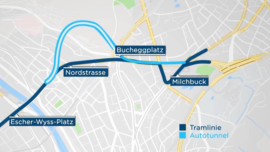 Stadtrat gibt grünes Licht für Rosengartentunnel
