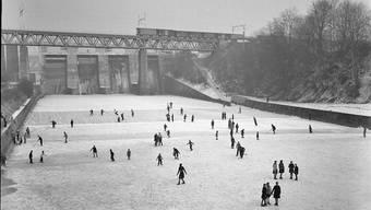 Historische Aufnahmen des Ennetbadener Fotografen Werner Nefflen