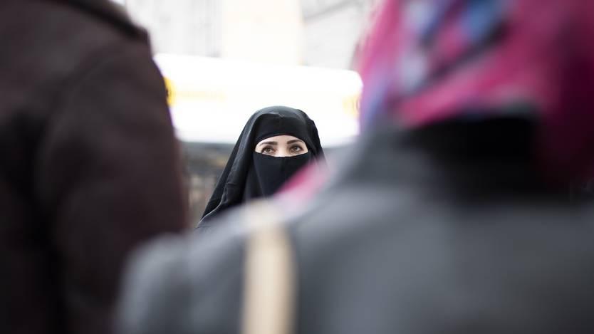 Keine einzige Busse wegen Burka-Verbot ausgesprochen