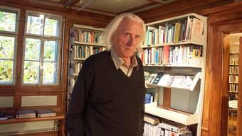 Fritz Senn begeistert sich und andere für James Joyce.