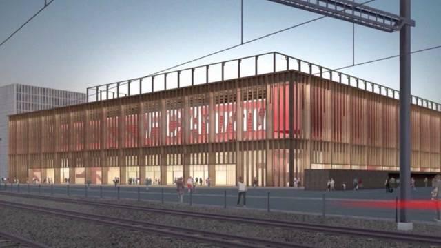 Teilerfolg für Stadion-Bauprojekt