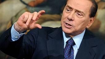 Hofft, bis 120 Jahre alt zu werden: Italiens Regierungschef Berlusconi