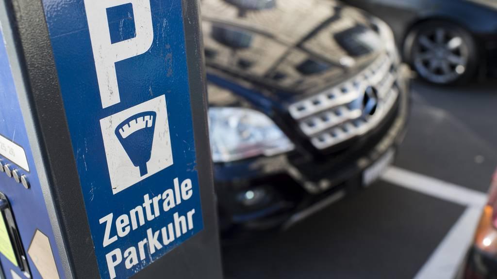 Parkieren wird teurer