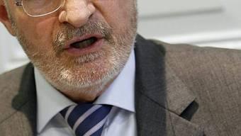 FDP-Parteichef Fulvio Pelli muss zurückstecken