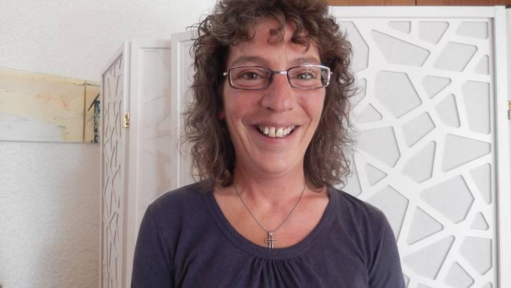 Judith Trüssel, Pfarrerin der evangelisch-methodischen Kirche Gerlafingen