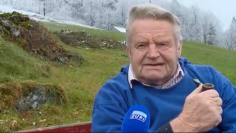 Der Muotathaler Martin Horat verspricht «Schnee wie im Märli»