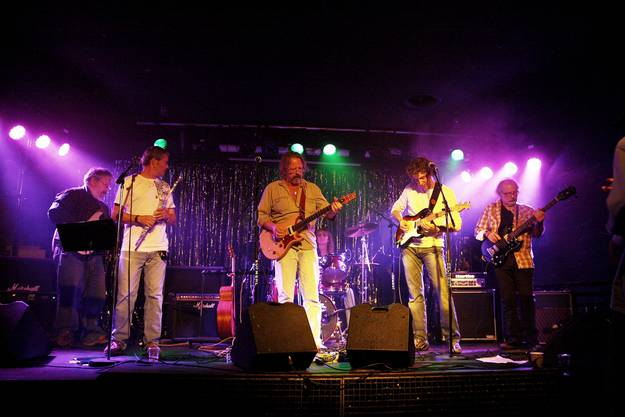 Bands aus allen Altersgruppen nahmen teil. (Fotos: Yvonne Kuhn)