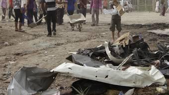 Im Irak sind mehrere Bomben explodiert (Archiv)