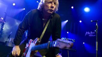 Der Gitarrist Rick Parfitt von der britischen Rockband Status Quo ist tot. Parfitt verstarb im Alter von 68 Jahren. (Archivbild aus dem Jahr 2009)