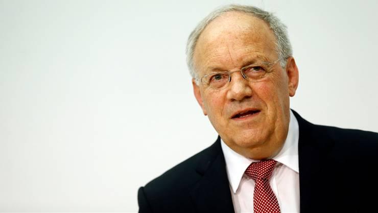 Schneider-Ammann: «Trotz vielen Besuchen habe ich nie Zeit gehabt, mir China wirklich anzuschauen.»Ruben Sprich/Reuters