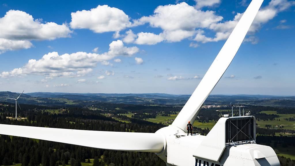 Thurgau setzt auf Windräder: Bundesrat genehmigt sechs Standorte im Kanton