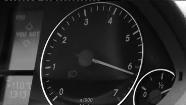 222 km/h bei Brittnau: Raser festgenommen