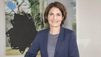 Dank des Bündnisses mit der SVP kann FDP-Präsidentin Saskia Schenker den Nationalratswahlen am 20. Oktober ziemlich entspannt entgegenblicken. (Archiv)
